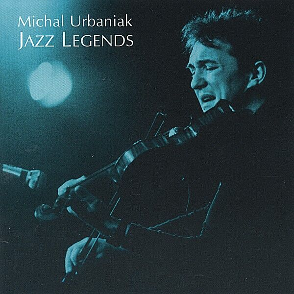 Cover art for Jazz Legends